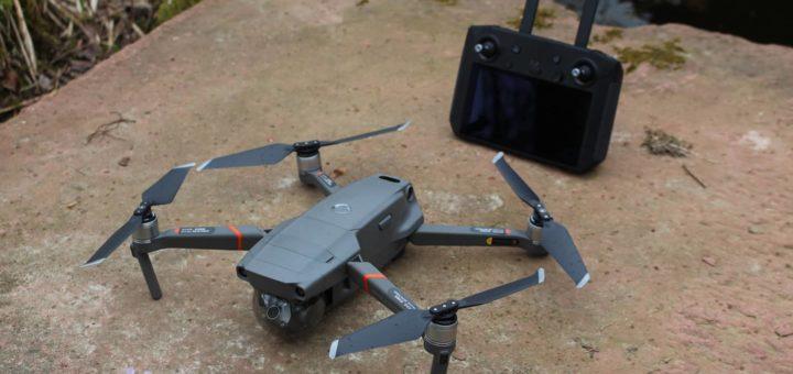 Unsere erste Drohne!